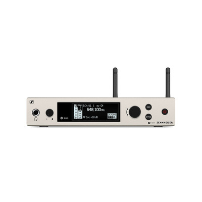 Sennheiser 507793 Draadloze microfoonontvangers