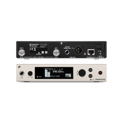 Sennheiser 507792 Draadloze microfoonontvangers