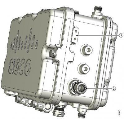 Cisco AIR-PWR-ST-LT-R3P= power supply unit
