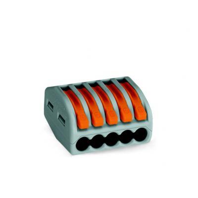Wago 222-415 elektrische aansluitklem