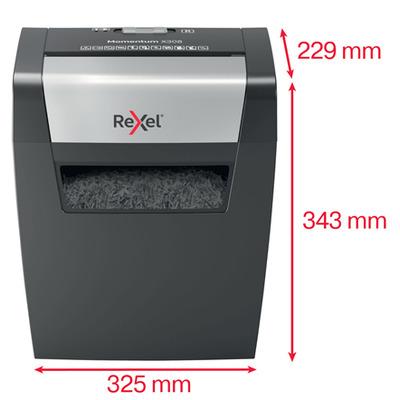Rexel 2104570EU papiervernietigers