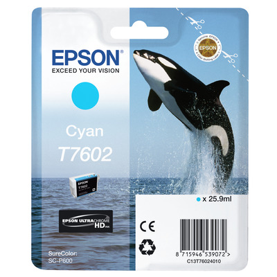 Epson C13T76024010 inktcartridges