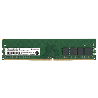 Transcend TS2666HLH-4G RAM-geheugen