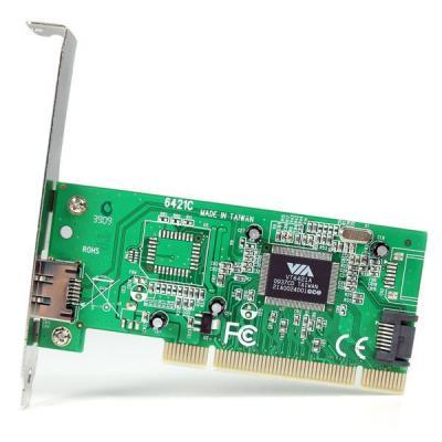 StarTech.com PCIESATA2I-STCK1 interfaceadapter