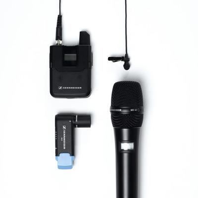 Sennheiser 505859 Draadloze microfoonzenders