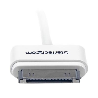 StarTech.com USB2ADC1MUR mobiele telefoonkabels