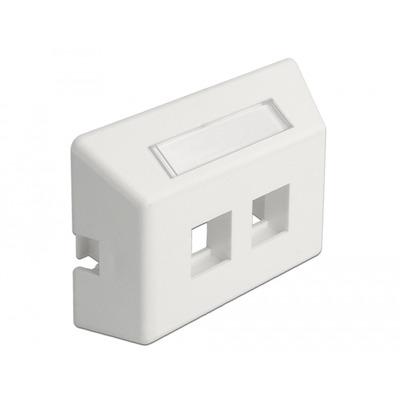 DeLOCK 86291 Veiligheidsplaatjes voor stopcontacten