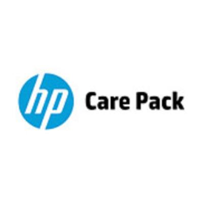 Hewlett Packard Enterprise U3A72E aanvullende garantie