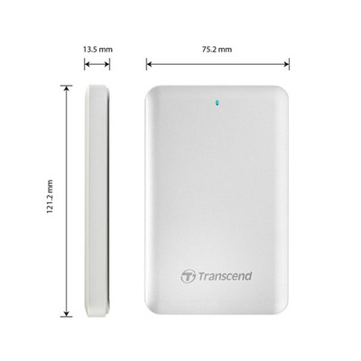Transcend TS1TSJM500 Externe SSD's