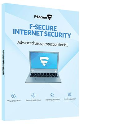 F-SECURE FCIPBR2N005A7 software