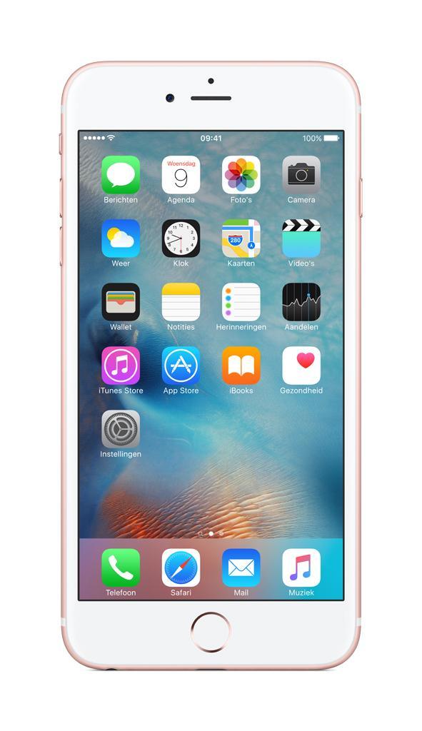 Iphone 7 Plus 128gb Rosegold Media Markt