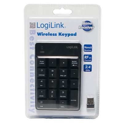 LogiLink ID0120 Numerieke toetsenborden