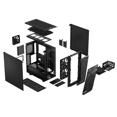 Fractal Design FD-C-MES2C-01 computerbehuizingen