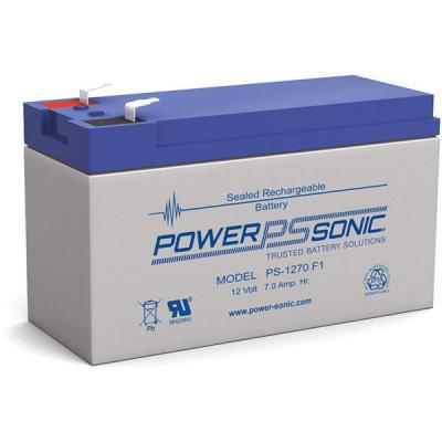 Power-Sonic PS1270VDS UPS batterij