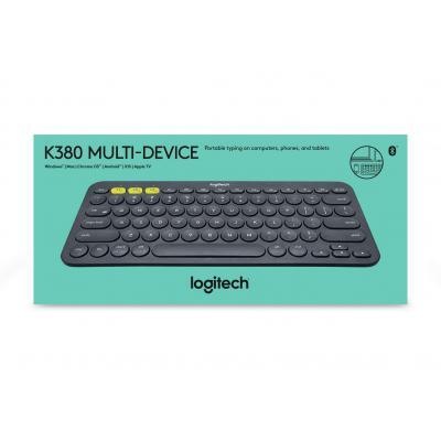 Logitech 920-007582 toetsenbord
