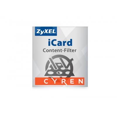 ZyXEL LIC-CCF-ZZ0017F software licentie