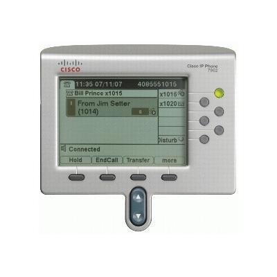 Cisco CP-7962G-R4 Dect telefoons