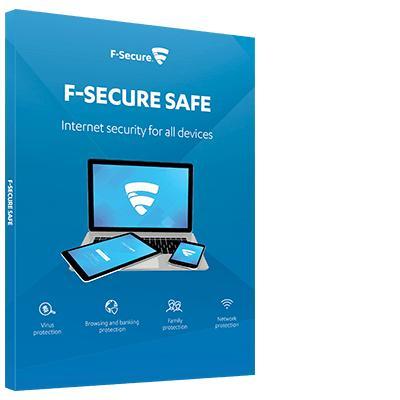 F-SECURE FCFXBR1N007A7 software