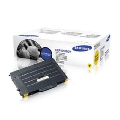 Samsung CLP-510D2Y toners & lasercartridges