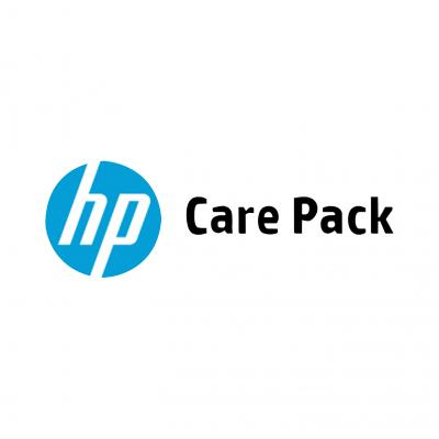 HP U1H96PE garantie