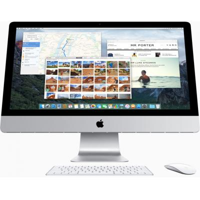 Apple MK142LL/A-R4 all-in-one pc