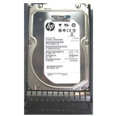 Hewlett Packard Enterprise 625140-001 interne harde schijven