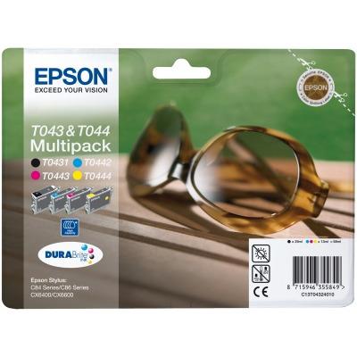 Epson C13T04324010 inktcartridges