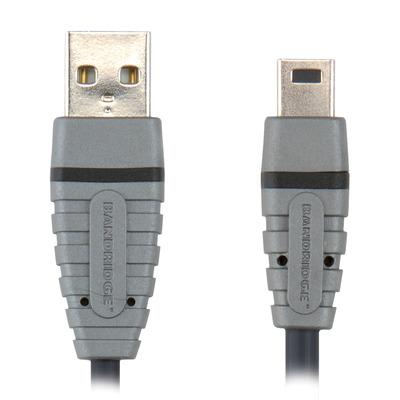 Bandridge BCL4401 USB-kabels