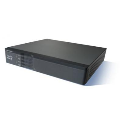 Cisco C867VAE-W-A-K9 wireless router
