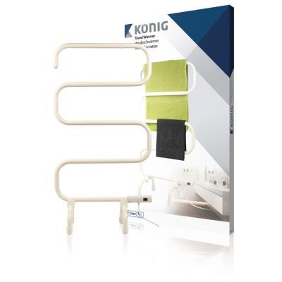 König KN-TH10 elektrische handdoekdroger