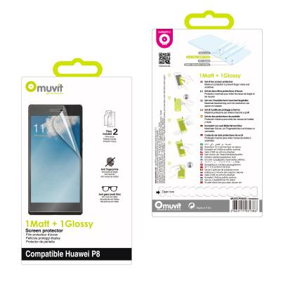 Muvit MUSCP0850 screen protector
