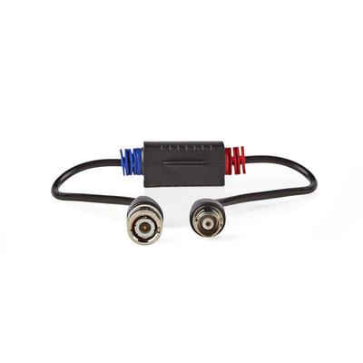 Nedis CCTVGL10BK Audio-scheidingstransformatoren