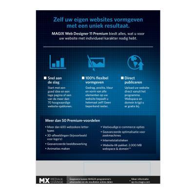 Magix RESMID16550 product