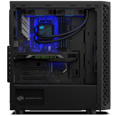 SilentiumPC SPC232 computerbehuizingen