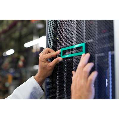 Hewlett Packard Enterprise 882096-B21 Behuizingen voor opslagstations