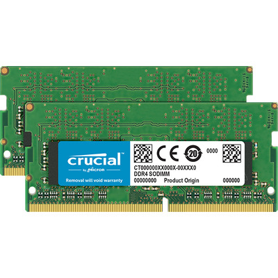Crucial CT2K4G4SFS8266 RAM-geheugen