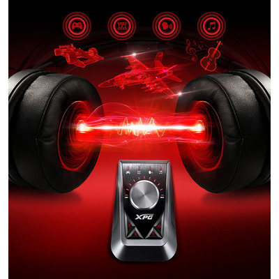 ADATA SOLOX F30+EMIX H30 headset
