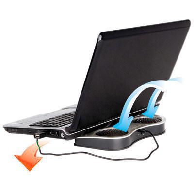 Antec 0-761345-75017-2 notebook koelingskussen