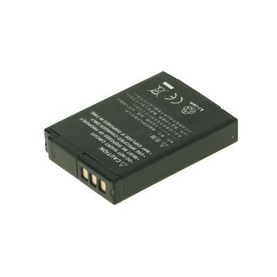 2-Power DBI9932A Batterijen voor camera's/camcorders