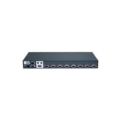 Trendnet TK-804R KVM-switches