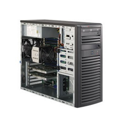 Supermicro SYS-5038A-I PC/workstation barebones