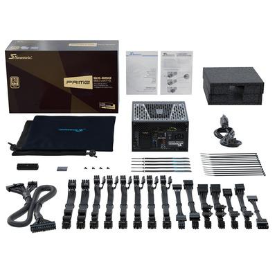 Seasonic PRIME-GX-850 power supply units