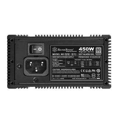 Silverstone SST-NJ450-SXL power supply units