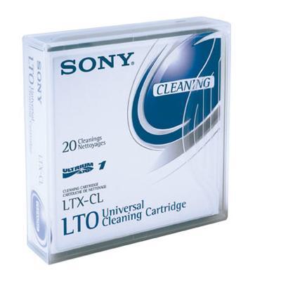 Sony LTXCLN lege datatapes