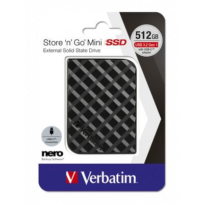 Verbatim 53236 Externe SSD's