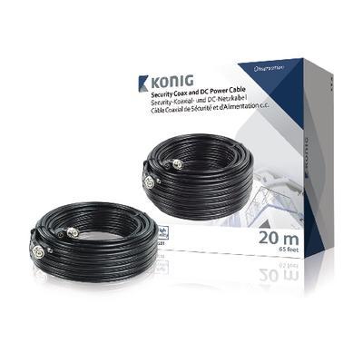 König SAS-CABLE1020B coax kabel