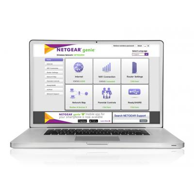 Netgear R8500-100PES wireless router