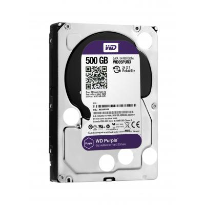 Western Digital WD05PURX interne harde schijf