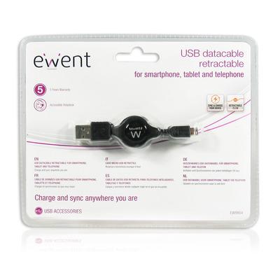 Ewent EW9904 USB-kabels