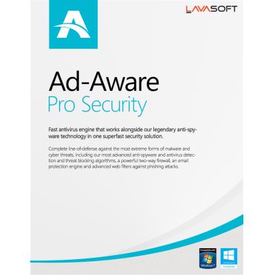 Lavasoft LAVAPROS1PC2Y product